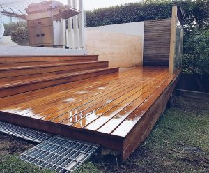Castlecrag Project Pool Deck