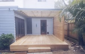Collaroy Plateau Project Deck with Pergola