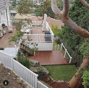 Mosman Project Deck