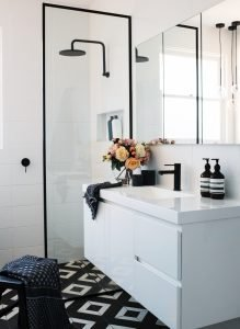 Bathroom Design by Chontelle Samios